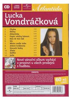 23. listopadu 2010 vydalo vydavatelství Universal Music af960ab2dc