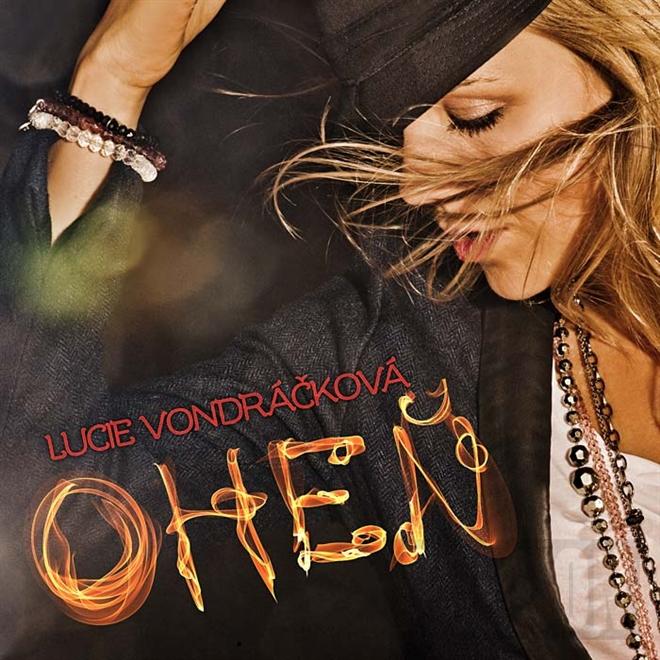 CD Oheň Lucie Vondráčková