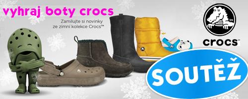 Máme pro Vás předvánoční 3 týdenní soutěž o originální boty Crocs! Každý  týden vylosujeme jednoho výherce. Opět díky eshopu www.urbanlux.cz e722dfc18c