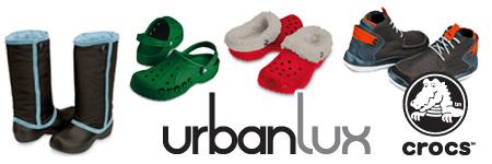 1. kolo lednové soutěže o boty Crocs od společnosti www.urbanlux.cz 2ee2af616c